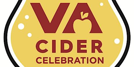 Virginia Cidermakers Celebration - Tastings, Live Music, Food & More! tickets
