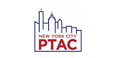SBS-PTAC: Generating Revenue through NYC Discretionary Spending, 11/04/2021 tickets