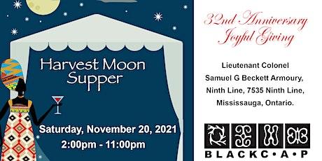 Harvest Moon Fundraiser tickets