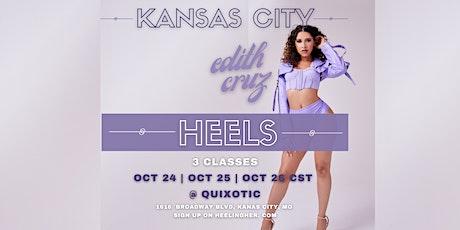 HEELS   OCT 26 tickets