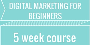 Digital Marketing for Beginners, Omagh (5 week course)