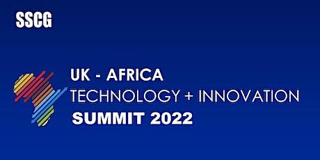 UK - Africa Tech & Innovation Summit tickets