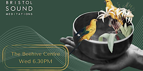 Relaxing Sound Bath with Singing Bowls and Gong tickets