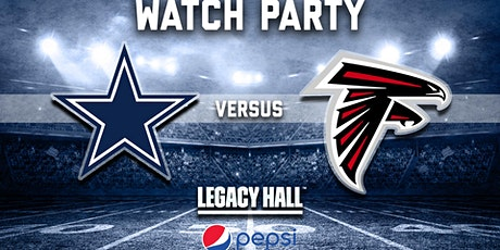 Cowboys vs. Falcons Watch Party tickets