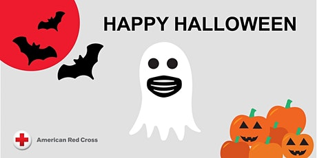 """Don't """"Ghost"""" Us - Join Us for a 20-Min Virtual Volunteer Fair! tickets"""