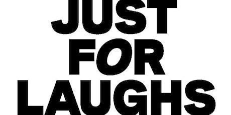 JUST FOR LAUGHS PRESENTS: JFL Originals Album Recording tickets