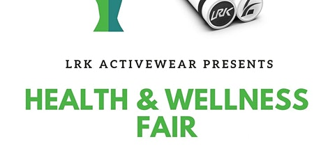 LRK Health & Wellness Fair tickets