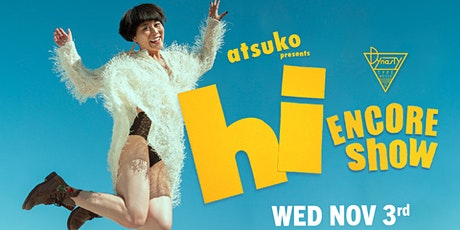 Atsuko Okatsuka Presents hi tickets
