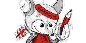 Garage48 Hardware&Arts hackathon Tbilisi 2015