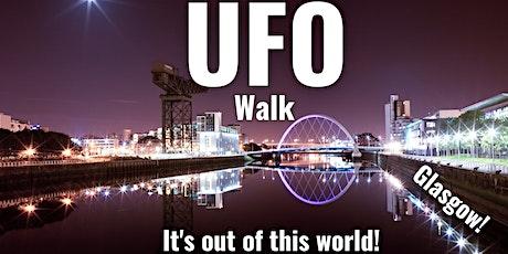UFO Walk, Glasgow! tickets