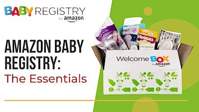 Baby Registry Essentials tickets