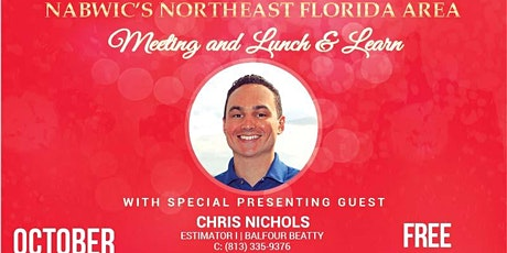 NABWIC Jacksonville Area's Lunch and Learn tickets