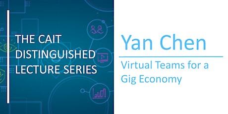 Virtual Teams for a Gig Economy tickets