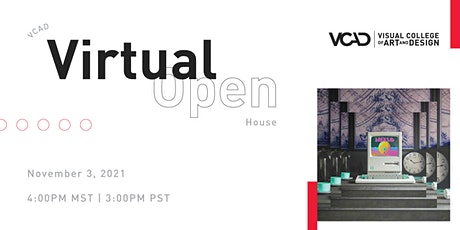 VCAD's Virtual Open House tickets
