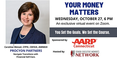 YOUR MONEY MATTERS tickets