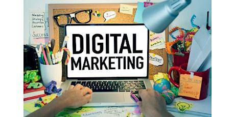 Master Digital Marketing in 4 weekends training course in London tickets
