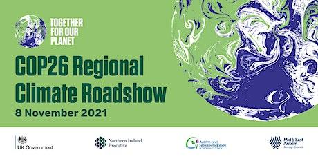 COP26 - Regional Climate Roadshow tickets