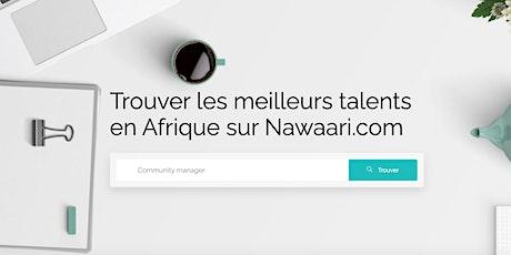 Nawaari : Atelier interactif de création de service billets