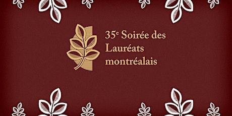 35e Soirée des Lauréats montréalais billets