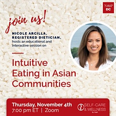 Intuitive Eating in Asian Communities Tickets