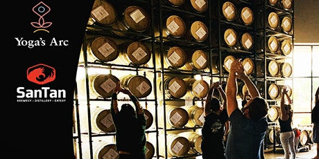 Wed Evening Yoga in the Brewery @ SanTan Brewery tickets