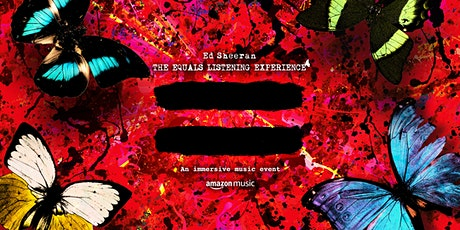 Ed Sheeran | The Equals Listening Experience | 29-31 October 2021 tickets