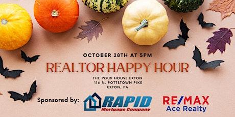 Realtor Happy Hour tickets