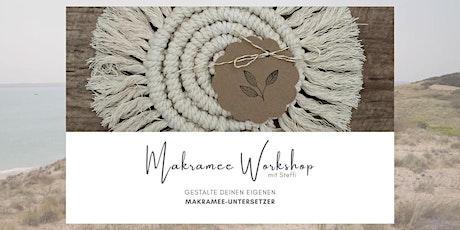 Makramee Workshop/ Untersetzer Tickets