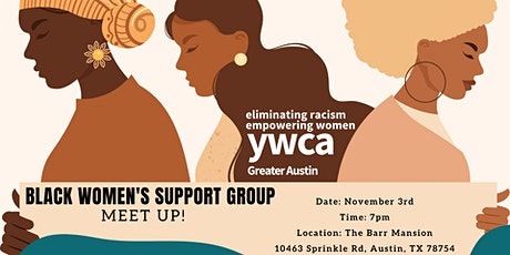 Black Women Support Group - YWCA Greater Austin tickets