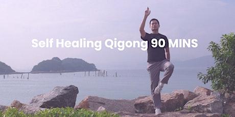 Self Healing Qigong 90-min  | 90分鐘自療氣功 tickets