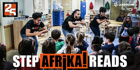 Step Afrika! Reads at Franklin Park tickets