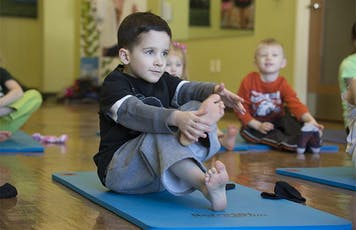 Kids' Yoga tickets