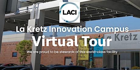 LA Cleantech Incubator (LACI) online Virtual Tour - Circular Cities Week tickets
