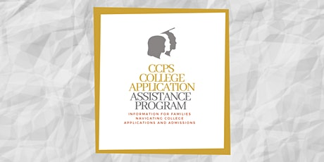 CCPS College Application Assistance: GRASP &  FAFSA Facts tickets
