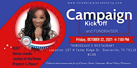 Campaign Kick Off tickets