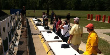 2019 Livingston Parish Sheriff's Office Concealed Carry Class tickets