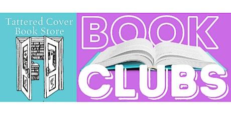 Denver 7 Book Club  November 2021 tickets