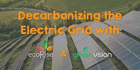 EcoRise: Decarbonizing the Electric Grid: National tickets