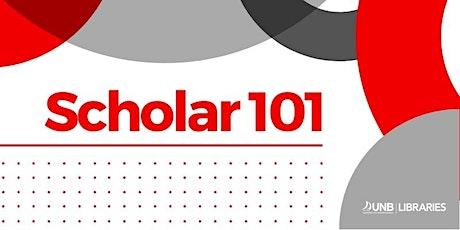 Scholar 101: Zotero Workshop tickets