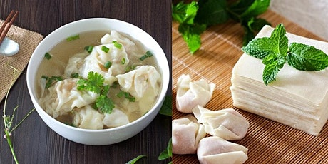 Traditional Wonton Soup Cooking Class *COMOX VALLEY* tickets
