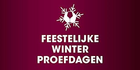 Feestelijke Winter-Proefdagen Gent 5/12 tickets