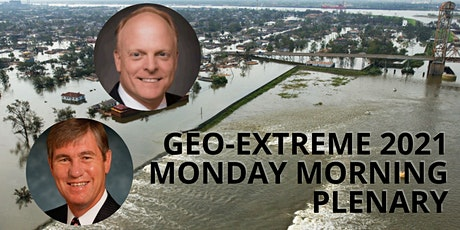 Geo-Extreme Monday AM plenary - Jean-Louis Briaud and Ed McCarthy tickets