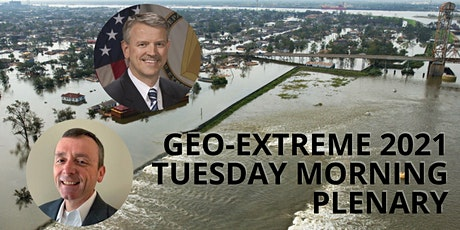 Geo-Extreme Tuesday AM plenary - David Pittman and Richard Mickwee tickets