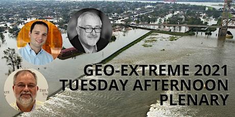 Geo-Extreme Tuesday PM plenary - Fugate, Pradel and Zekkos tickets