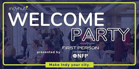 IndyHub Welcome Party tickets