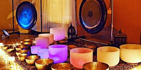 House of Healing Sound Bath tickets