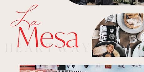 La Mesa tickets