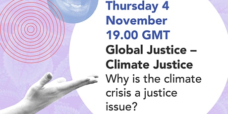 Global Justice - Climate Justice tickets