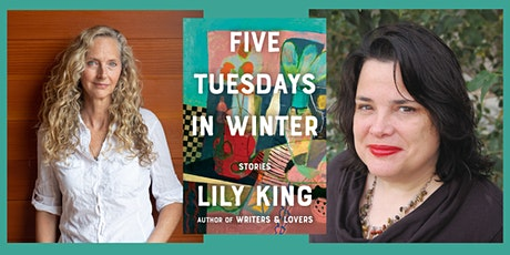A Virtual Evening with Lily King & Elizabeth McCracken tickets