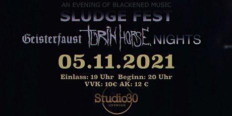 Sludgefest: Turin Horse, Geisterfaust, Nights billets